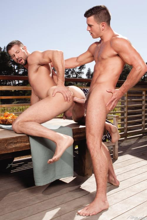 He returned to gay pornography in with Falcon Studios Deep