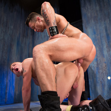Trenton Ducati fucks James Ryder - Hot House photo gallery