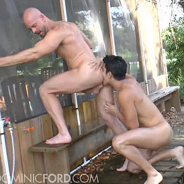 Lance Luciano and Mitch Vaughn flip fuck - Dominic Ford photo gallery