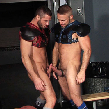 Dirk Caber and Jessy Ares  - Colt Studio photo gallery