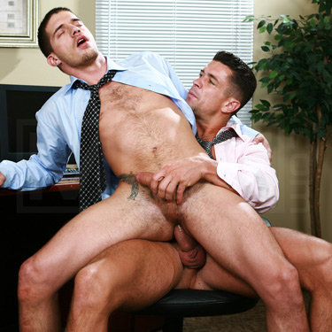 Trenton Ducati and Ty Roderick - Men.com photo gallery