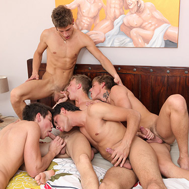 Max Ryder and the Kinky Angels - Cocky Boys photo gallery