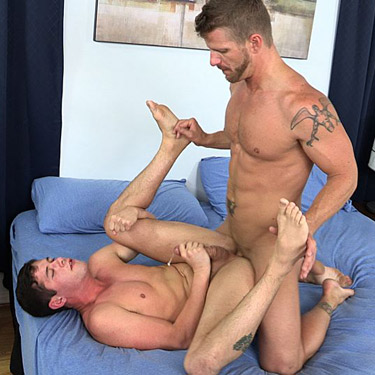 Jeremy Stevens fucks Chase Young - Jake Cruise photo gallery