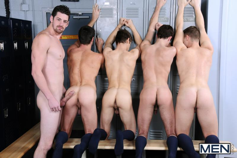 men orgy
