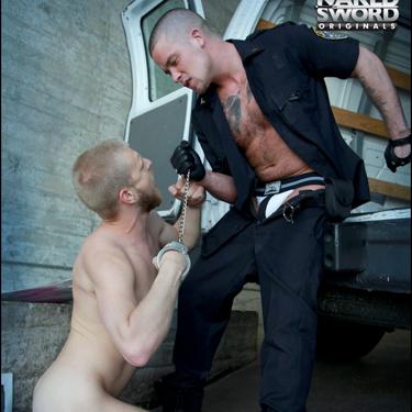 Logan Stevens porno gay