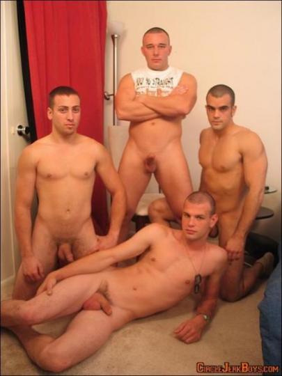 Anthony circle jerk boys