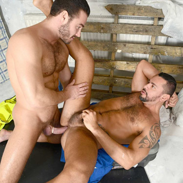 Jessy Ares fucks Tiko - Alpha Males  photo gallery