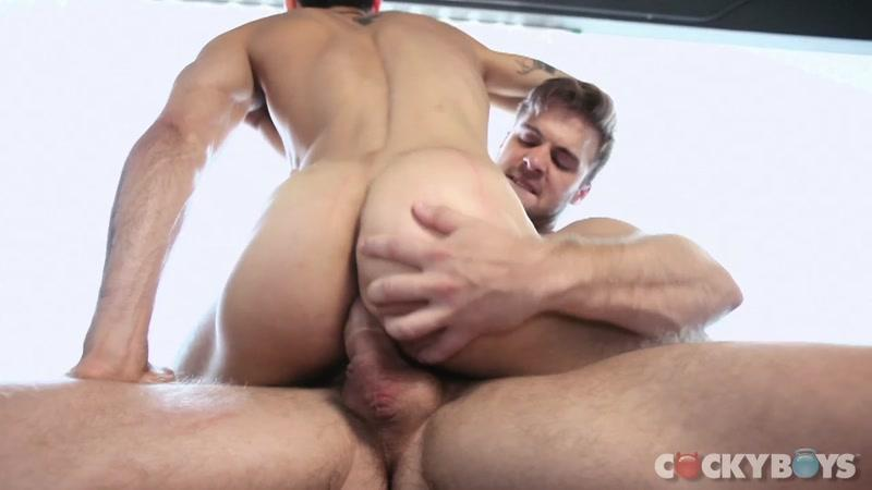 Gabriel Clark And Tony Milan