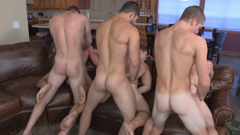 Train Gay Porn Pics