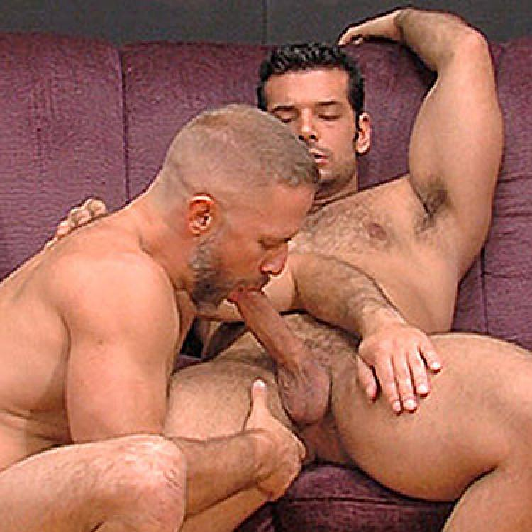 Johnny rapid and scott banging in the office