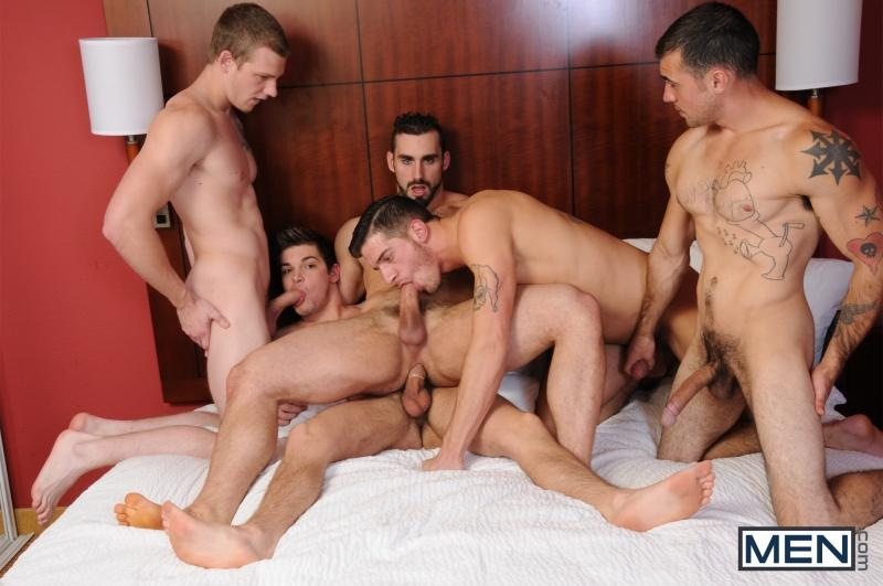 men on men orgy Dec 2013  Thirty one men from across the UK have been jailed for between two years nine  months to one year and two months for their part in disorder in.