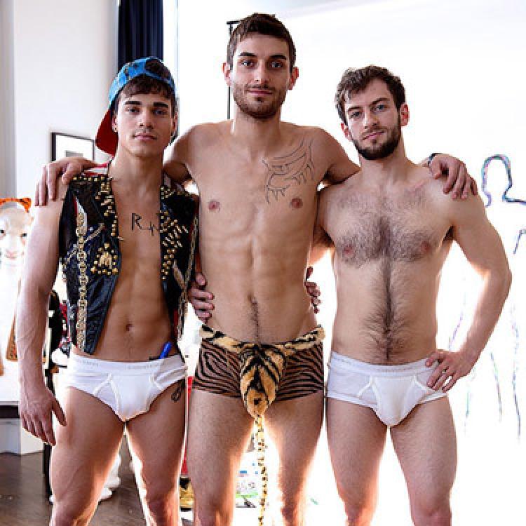 image Straight boy gay porno in a surprising