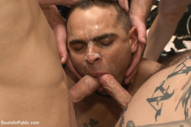 Boyz bound and fucked - 2 part 6