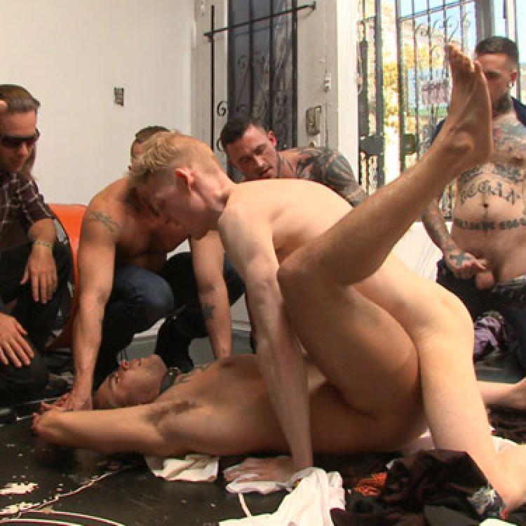 Seven Dixon Gay Porn