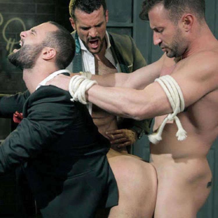 image Bruno and rogan men at play