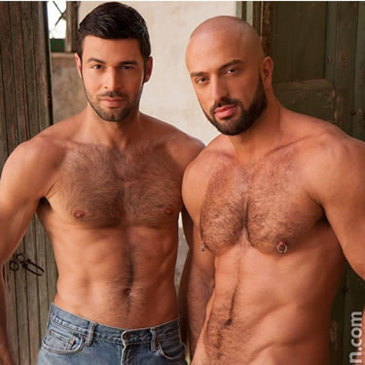 Bruno Boni and Dario Beck  - Lucas Kazan photo gallery