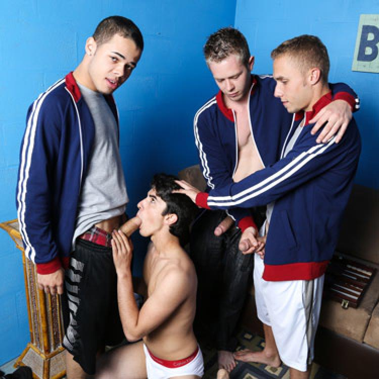 Leo, Mike, Jonathon and Steve - Circle Jerk Boys photo gallery