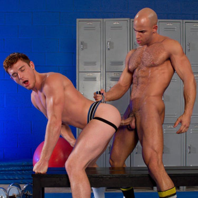 Sean Zevran tops Brent Corrigan - Falcon Studios photo gallery