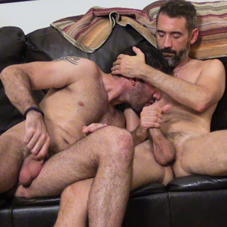 Brock and Jim - New York Straight Men photo gallery