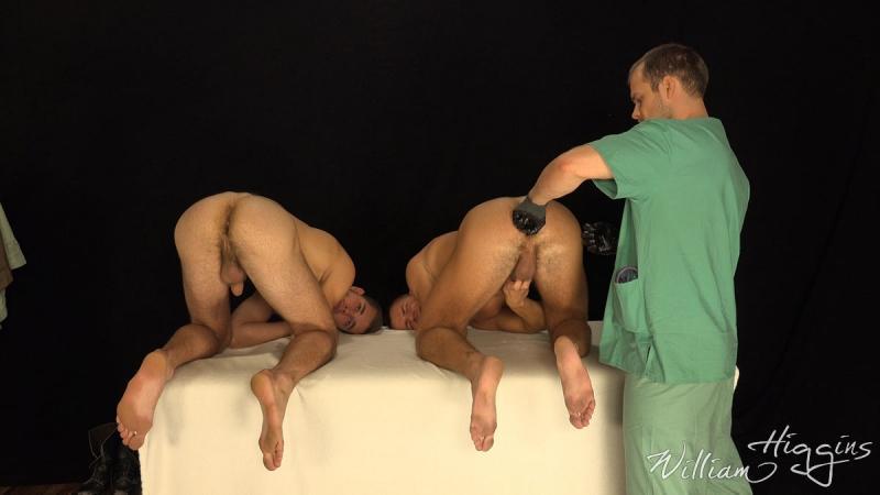 Nude Male Doctor