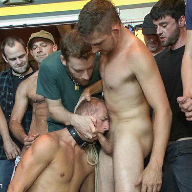 Gay public bound