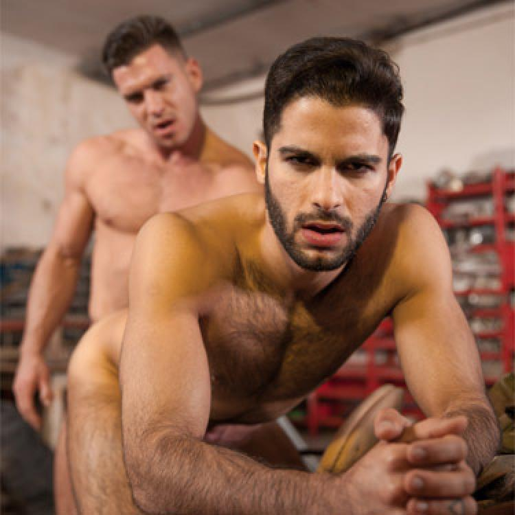 Paddy O'Brian fucks Tony Milan - Men.com photo gallery