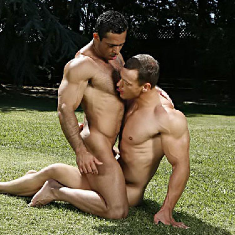 Adam Champ and Chris Wide - Colt Studio photo gallery