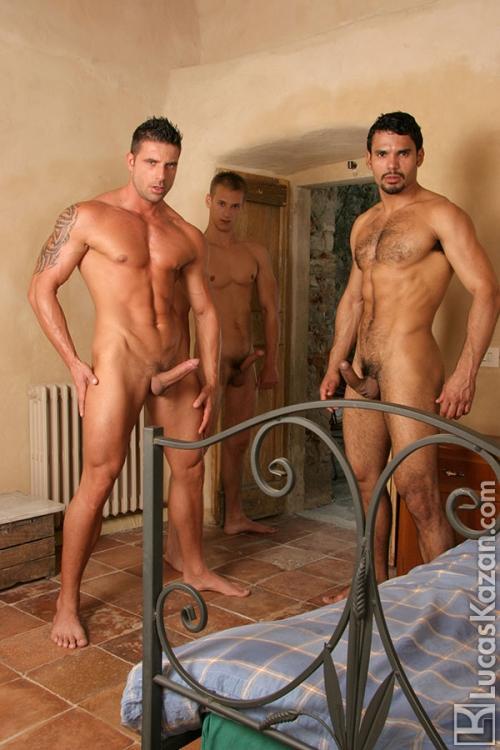 Hungarian Gay Porn Stars