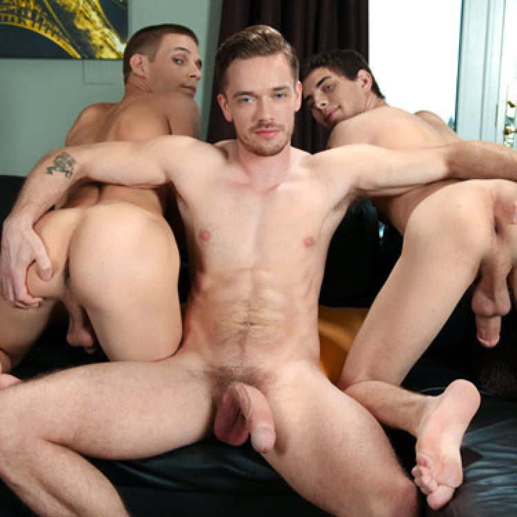 Trent Ferris, Sam Truitt and Lucas Knight - Next Door Twink photo gallery