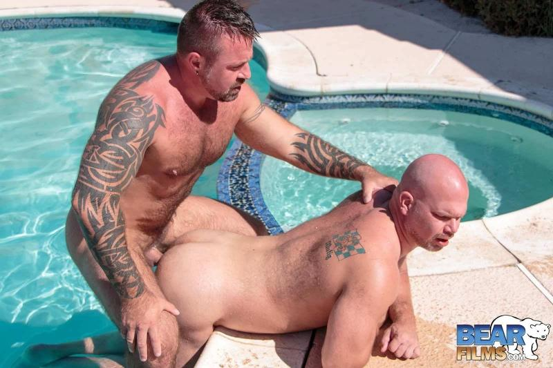 Bearfilms daddy marc angelo hairy bears xxx