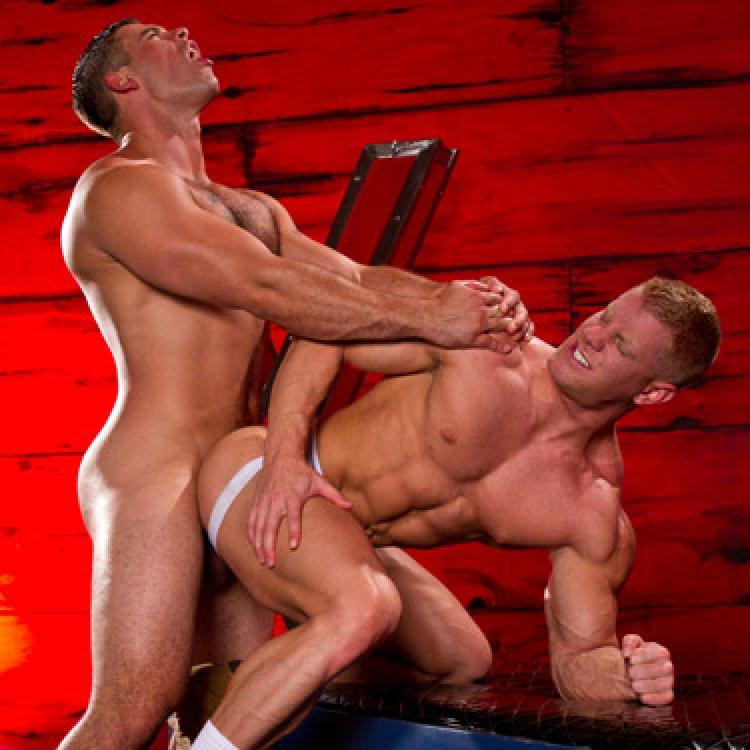 Johnny V and Derek Atlas - Raging Stallion photo gallery