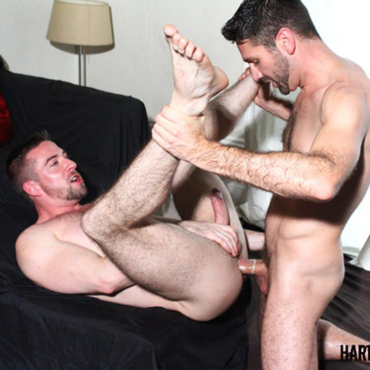 Craig Daniel and Scott Hunter - Hard Brit Lads photo gallery