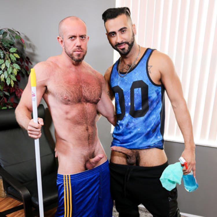Matt Stevens and Rikk York - Men Over 30 photo gallery