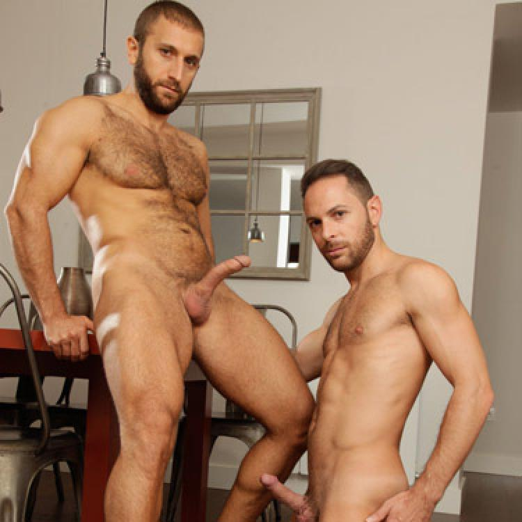 Jalil Jafar and Aitor Bravo - Raw - Kristen Bjorn photo gallery
