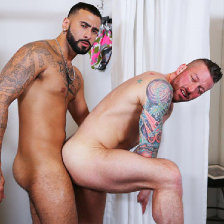 Rikk York and Hugh Hunter - Men Over 30 photo gallery