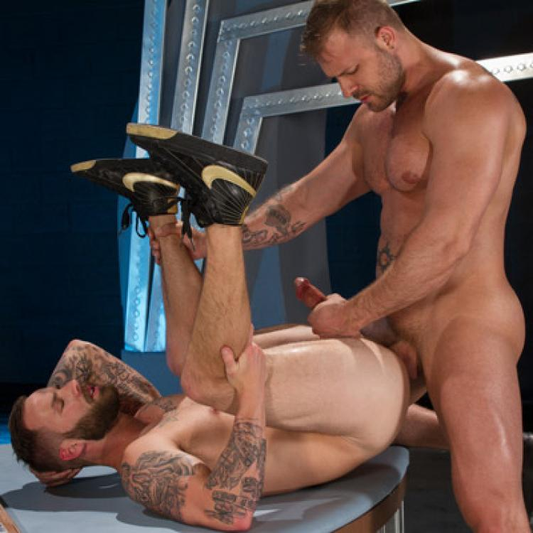 Chris Bines and Austin Wolf - Hot House photo gallery