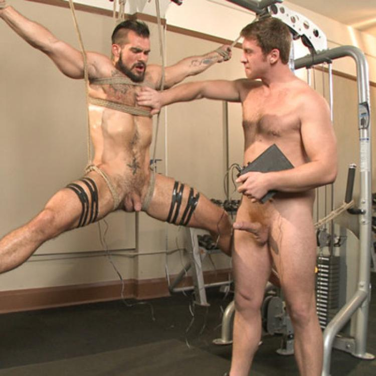 Free pics of gay men bound
