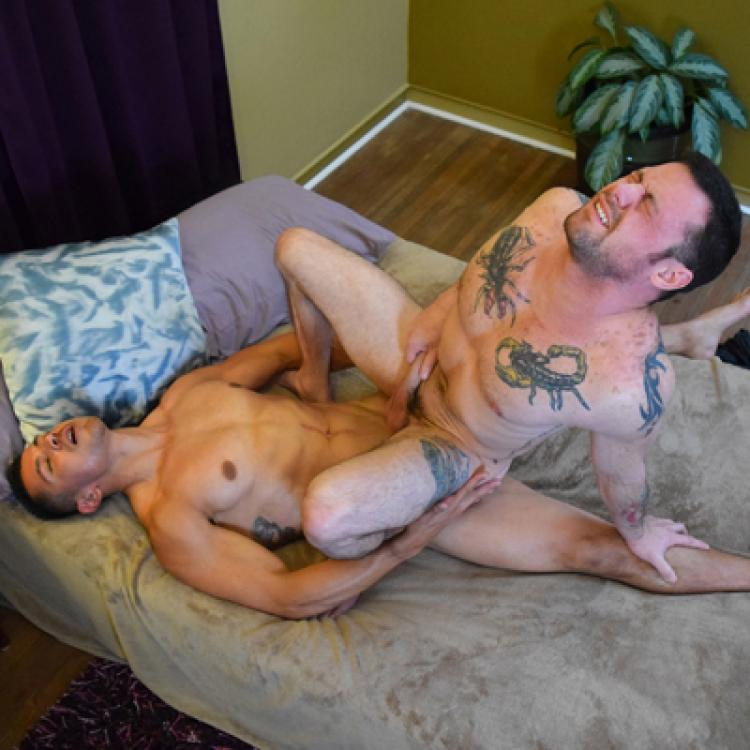 Alejandro Cruz fucks Miles - Dirty Tony photo gallery