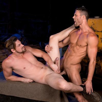 Andrew Stark Nude