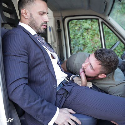 Flex and Marco Rubi - Men at Play photo gallery
