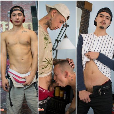 Celsius; Menace and Starz - Raw; and Chico Valle - Latin Boyz photo gallery