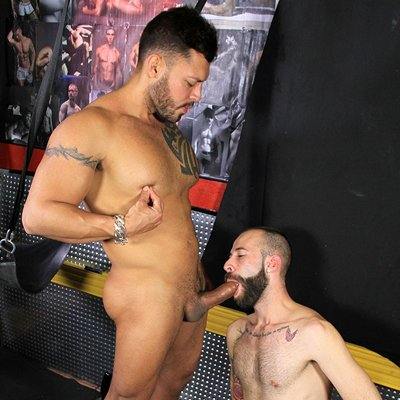 Viktor Rom fucks Angel Garcia - Raw - Butch Dixon photo gallery