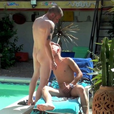 Greg and Xavio - French Dudes photo gallery