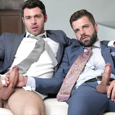Hector de Silva fucks Dario Beck - Men at Play photo gallery