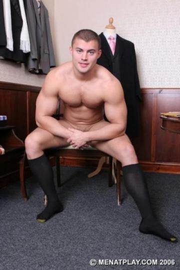 Gay Porn Gym