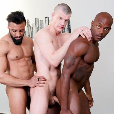 Porno-Hub schwul ebony