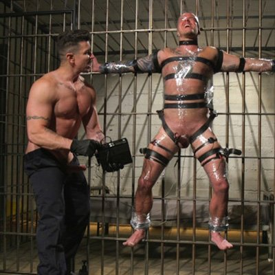 Trenton Ducati dominates Max Cameron - Bound Gods photo gallery
