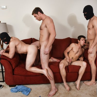 Johnny, Will, Connor and Jason suck and fuck - Men.com photo gallery