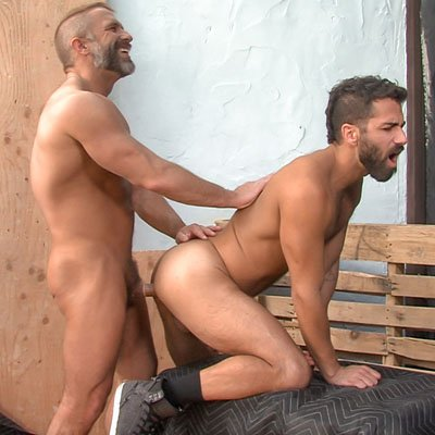 June 23 2016 Gay Porn Galleries  C2 B7 Dirk Caber And Adam Ramzi