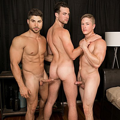 Brandon Moore, Chris Blades and Fabio Acconi - Raw - Bromo photo gallery